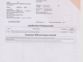 """Certificat Qualibat """"RGE"""" 2015"""